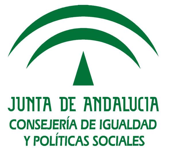 CONSEJERÍA PARA LA IGUALDAD Y EL BIENESTAR SOCIAL  JUNTA DE ANDALUCÍA
